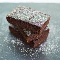 brownies di barbabietola senza burro